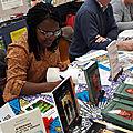 Actualité littéraire de Liss Kihindou