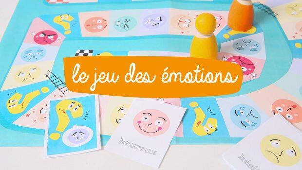Téléchargez gratuitement notre jeu des émotions !