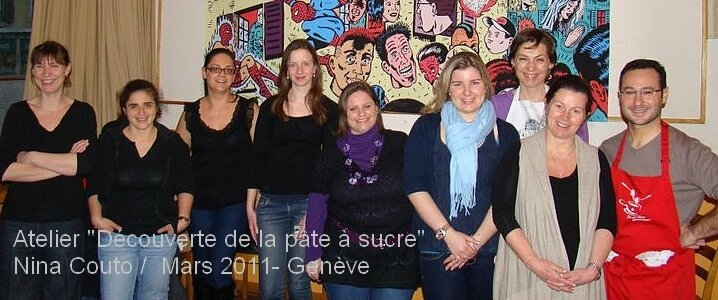 Groupe Genève Mars 2011
