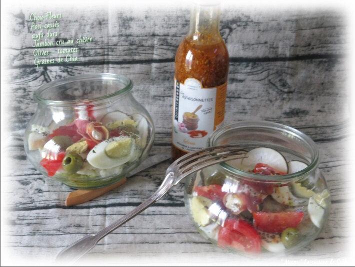 salade chou fleurs2