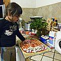 Pizza 3 saveurs d'elise