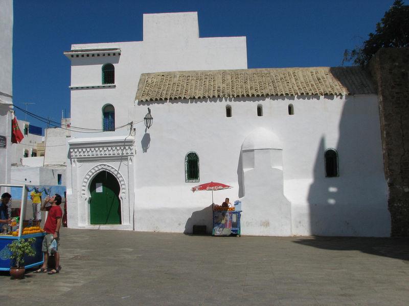 Place Médina Asilah