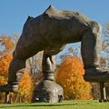 Storm King Art Center presents a major exhibition of work by contemporary art <b>Zhang</b> Huan