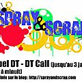 Appel dt : spray & scrap