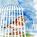 Défi n° 55 : pour faire le portrait d'un oiseau