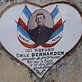 BERNARDON Emile (Chaillac) + 16/04/1917 Verneuil (02)
