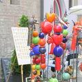 Wasserbourg en Allemagne -exposition de céramistes