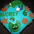 Gâteau pate à sucre