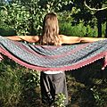 On ressort les dossiers # 1: chilly spring shawl