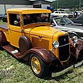 Ford model b pickup-1934