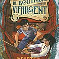 La boutique vif-argent, tome 3 : la carte des passages, de p.d. baccalario