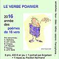 <b>Concours</b> de poésie Poèmes de 16 vers en 2016 pour jeunes et adultes, élèves et poètes l'été 2016