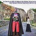 En 1069, l'un des fidèles de Guillaume VIII d'Aquitaine, Ayraud surnommé Gassedener, fonde l'abbaye de Nieul-sur-l'Autise