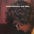 Mes quatre albums de Randy Newman, achetés entre 1977 et 1988