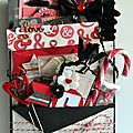 Loaded envelope st valentin