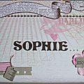 Mini album, sophie 20 ans