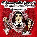 Théâtre à Saint-André-de-Sangonis ce samedi 23 septembre!