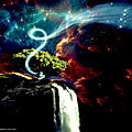 Lignes telluriques: énergie magique de la terre