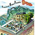 Festival de bande dessinée kidibulle - brou sur chantereine - les 11 et 12 avril 2015
