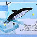 glories justine art postal fête du fil 2013