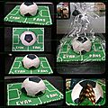 Ma première commande - gâteau football