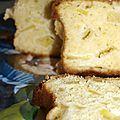 Cake aux pommes + partenaire