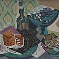 <b>Gino</b> <b>Severini</b> (1883 - 1966), Nature Morte aux Jolies Dentelles, 1946