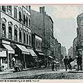 Avant / après : place de la bascule à villeurbanne