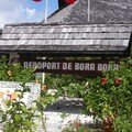 l'aéroport de Bora