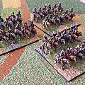 La grande charge de la cavalerie - acte i - scène iii