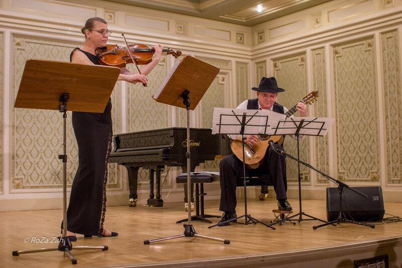 cornelia petroiu 2018 ateneu recital Spiraludis
