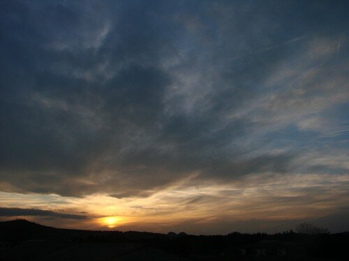 2008 05 03 Le coucher du soleil