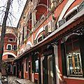 Un han au grand bazar d'istanbul