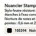 p113 crayon noir