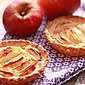 Tarte aux pommes ( avec la pâte sucrée de pierre hermé )