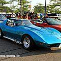 Chevrolet corvette stingray (Rencard Burger King juillet 2013) 01