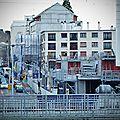 Aménagement du quartier de la gare d'<b>Ermont</b>-Eaubonne : point photographique de janvier 2014
