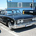 FORD Galaxie Town Sedan 1960