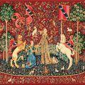 Album de La Dame à la Licorne