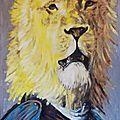 Le Lion Aristo-crête