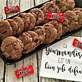 Cookies aux daims