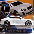 Bentley <b>Continental</b> Supersports