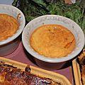 Petits clafoutis au chèvre, aux échalotes nouvelles et au miel: vous reprendrez bien un petit verre de Muscadet?