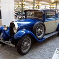 Bugatti type 44 coupé de 1927 (Cité de l'Automobile Collection Schlumpf à Mulhouse) 01
