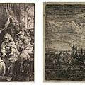 Cantor Arts Center exhibition presents exquisite Dutch Golden Age prints by Rembrandt van Rijn and his peers