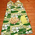 Une robe restructurée avec chèresloques