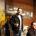 Ergun Saran le réalisateur et Yannick Gallépie
