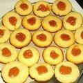 Biscuits Argentins à la confiture de lait