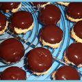 Rochers a la noix de coco et au chocolat