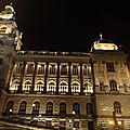 prague - musee by night